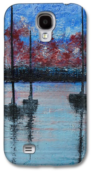 Dreamscape Galaxy S4 Cases - Red At Night Galaxy S4 Case by Alys Caviness-Gober