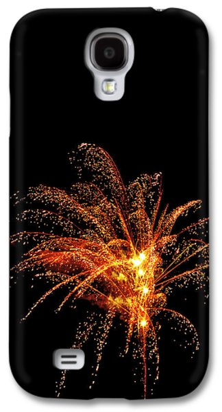4th July Galaxy S4 Cases - Red Splash Galaxy S4 Case by Phill  Doherty