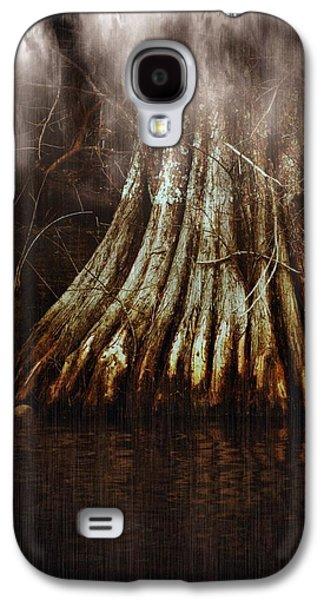 Reelfoot In Gentle Rain Galaxy S4 Case by Julie Dant