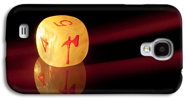 Rpg Galaxy S4 Cases - Reflections Galaxy S4 Case by Marc Garrido