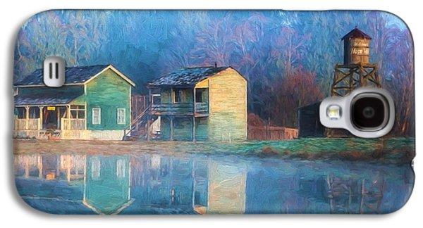 Reflections Of Hope - Hope Valley Art Galaxy S4 Case by Jordan Blackstone