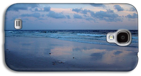 Panama City Beach Galaxy S4 Cases - Reflections Galaxy S4 Case by Sandy Keeton