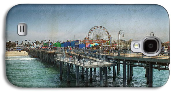 Pier Digital Galaxy S4 Cases - Remember Those Days Galaxy S4 Case by Laurie Search
