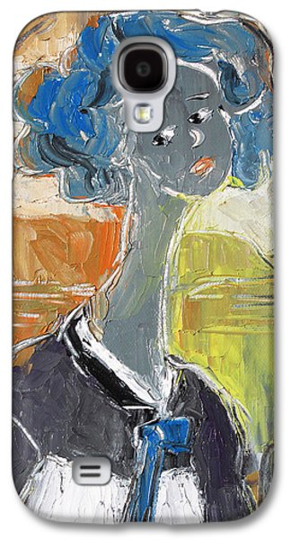 Becky Kim Paintings Galaxy S4 Cases - Remembrance  Galaxy S4 Case by Becky Kim