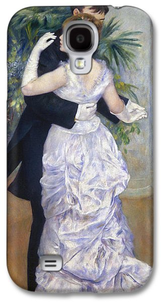 Impressionism Photographs Galaxy S4 Cases - Renoir: Town Dance, 1883 Galaxy S4 Case by Granger