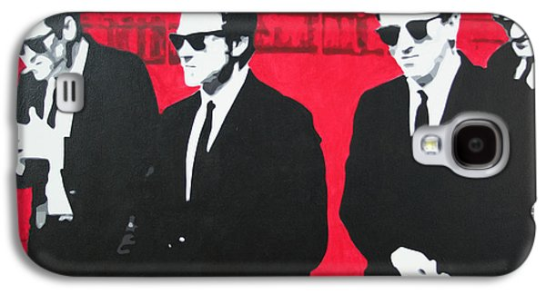 Reservoir Galaxy S4 Cases - Reservoir Dogs 2013 Galaxy S4 Case by Luis Ludzska