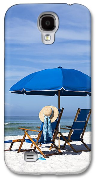Rest And Relaxation Galaxy S4 Case by Janet Fikar