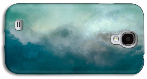 Resting Waters Galaxy S4 Case by Lonnie Christopher