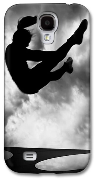 Graphic Photographs Galaxy S4 Cases - Returning to Earth Galaxy S4 Case by Bob Orsillo