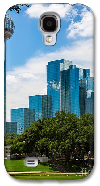 Reunion Tower Galaxy S4 Case by Inge Johnsson