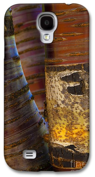 Ribbons Galaxy S4 Case by Jennifer Apffel
