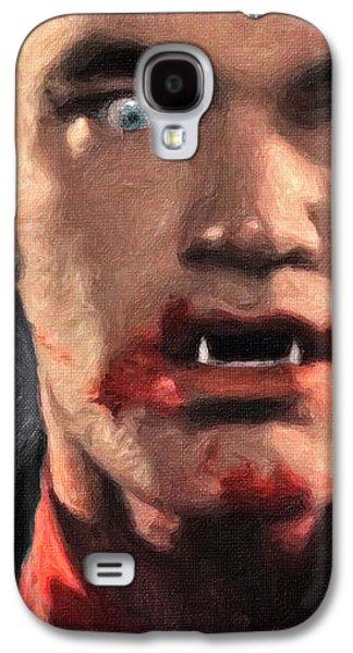 Richie Rising - From Dusk Till Dawn Galaxy S4 Case by Taylan Apukovska