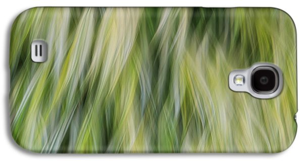 Abstract Movement Galaxy S4 Cases - Ride the Wind Galaxy S4 Case by Rachel Cohen