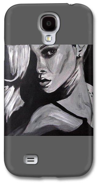 Rihanna Galaxy S4 Case by Angel Love