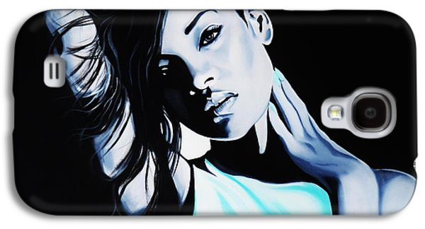 Rihanna Galaxy S4 Case by Richard Garnham