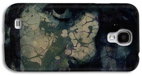 Beatles Galaxy S4 Cases - Ringo Galaxy S4 Case by Paul Lovering