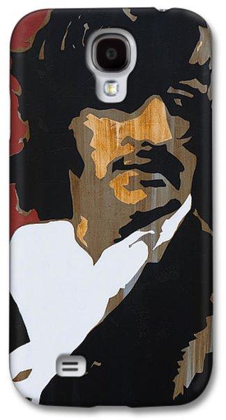 Ringo Starr Galaxy S4 Cases - Ringo Starr Galaxy S4 Case by Brad Jensen