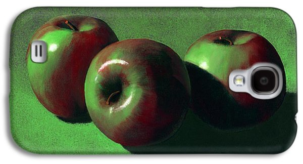 Food Galaxy S4 Cases - Ripe Apples Galaxy S4 Case by Frank Wilson