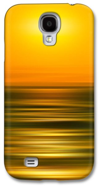 Concept Photographs Galaxy S4 Cases - Rising Sun Galaxy S4 Case by Az Jackson