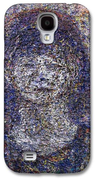 Girl Sculptures Galaxy S4 Cases - Rita Simonova Galaxy S4 Case by Chunbum Park
