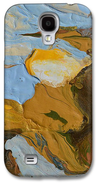 Abstract Landscape Galaxy S4 Cases - River Of No Return Galaxy S4 Case by Donna Blackhall