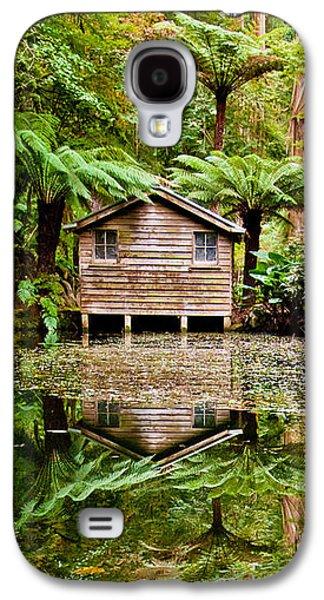 River Reflections Galaxy S4 Case by Az Jackson