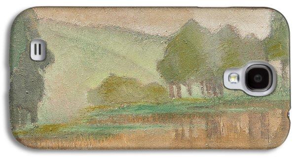 River Valley Galaxy S4 Case by Alvar Cawen