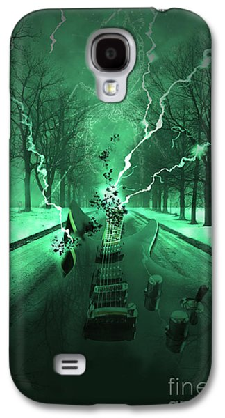 Road Trip Effects  Galaxy S4 Case by Cathy  Beharriell