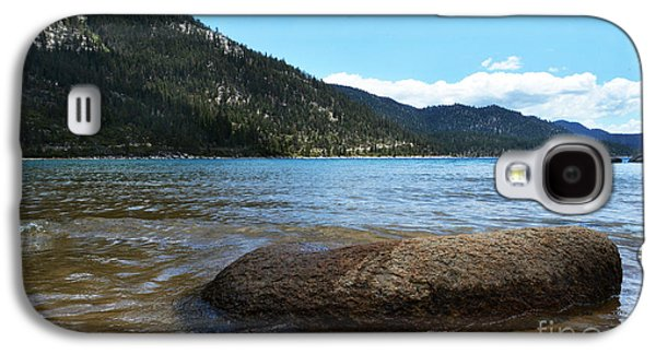 Ocean Art Photos Galaxy S4 Cases - Rock And Beyond Galaxy S4 Case by Dan Holm