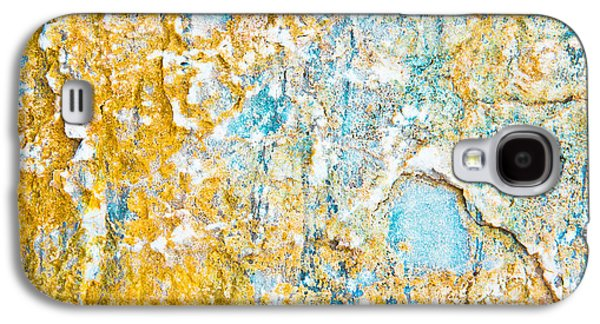 Rock Texture Galaxy S4 Case by Tom Gowanlock