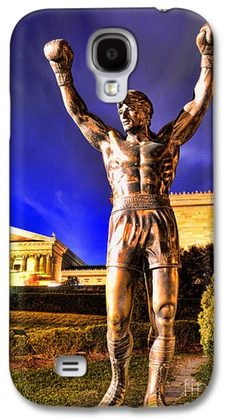 Boxer Galaxy S4 Cases - Rocky Galaxy S4 Case by Paul Ward