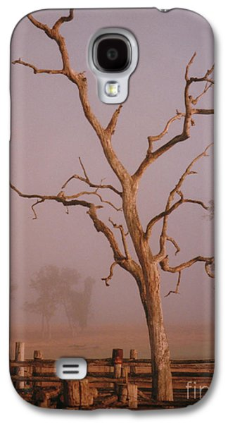 Vicki Ferrari Photography Photographs Galaxy S4 Cases - Rodeo Mist Galaxy S4 Case by Vicki Ferrari