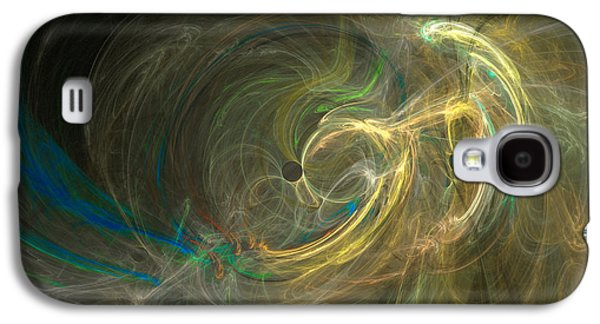 Crutch Digital Galaxy S4 Cases - Roll Another Galaxy S4 Case by Brainwave Pictures