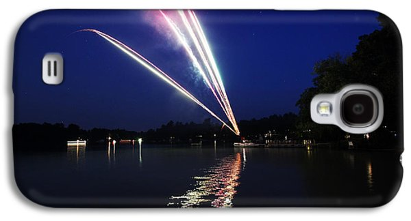 4th July Galaxy S4 Cases - Roman Candle Galaxy S4 Case by Ty Helbach