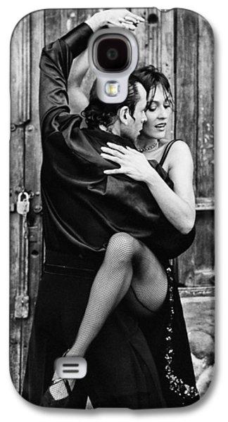Romantic Tango Galaxy S4 Case by Mountain Dreams