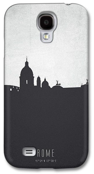 Rome Italy Cityscape 19 Galaxy S4 Case by Aged Pixel