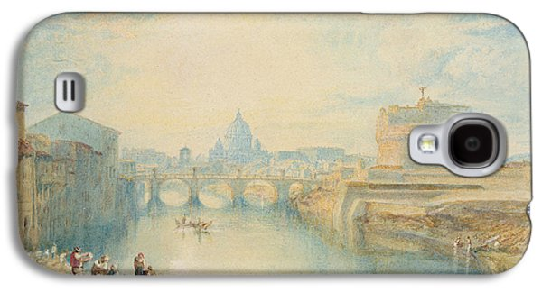 Rome Galaxy S4 Case by Joseph Mallord William Turner