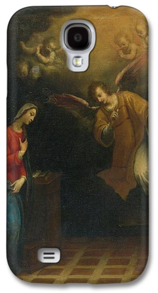 Rome The Annunciation Galaxy S4 Case by MotionAge Designs