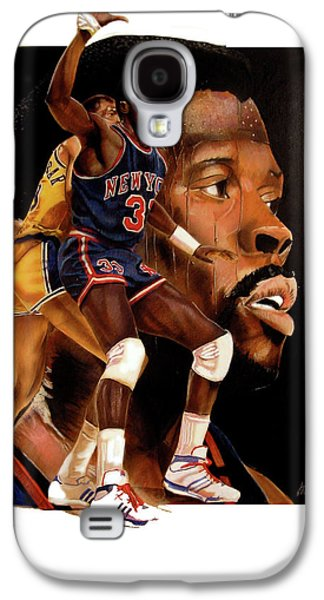 Rookie Faces Idol Galaxy S4 Case by Dwayne Lester