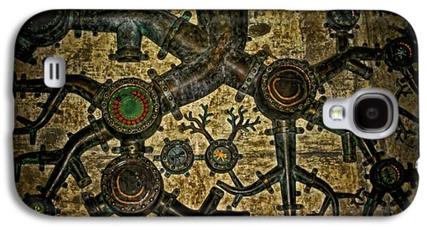 Mechanism Galaxy S4 Cases - Roots Galaxy S4 Case by Heather Applegate