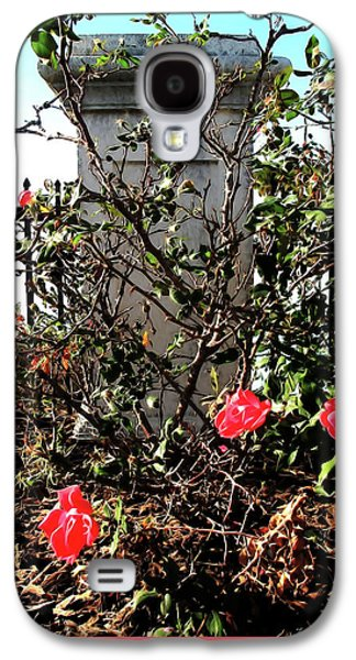 Colum Galaxy S4 Cases - Roses in Florida Galaxy S4 Case by Joan  Minchak