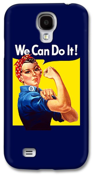 Rosie The Rivetor Galaxy S4 Case by War Is Hell Store