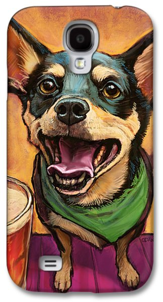Round Two Galaxy S4 Case by Sean ODaniels