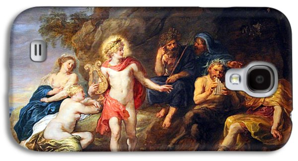 Peter Paul (1577-1640) Galaxy S4 Cases - Rubens Judgment Of Midas Galaxy S4 Case by Cora Wandel