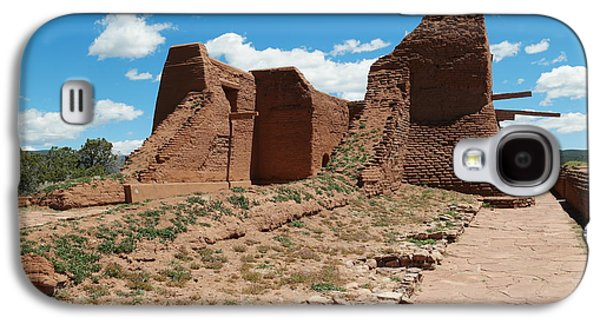 Ancient Galaxy S4 Cases - Ruins at Pecos Galaxy S4 Case by Jeff  Swan