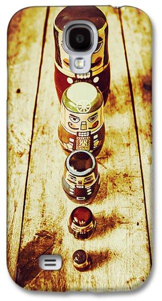 Russian Doll Art Galaxy S4 Case by Jorgo Photography - Wall Art Gallery