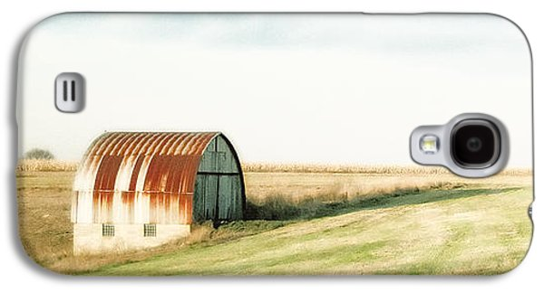 Rustic Fields Galaxy S4 Case by Todd Klassy