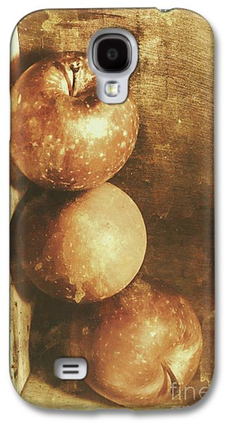 Rustic Old Apple Box Galaxy S4 Case by Jorgo Photography - Wall Art Gallery