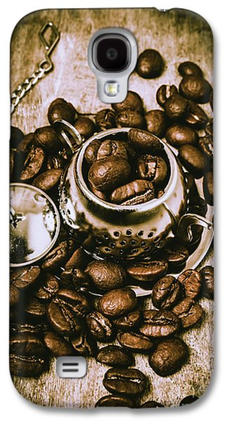 Rustic Teapot Art Galaxy S4 Case by Jorgo Photography - Wall Art Gallery