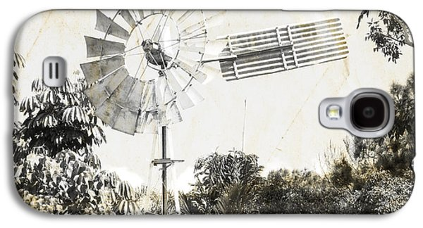 Rustic Weathervane Galaxy S4 Case by Jorgo Photography - Wall Art Gallery